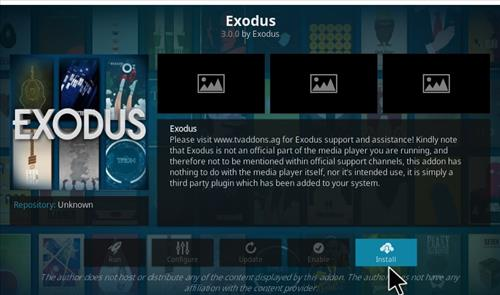 How To Install Exodus Addon Into Kodi 17 Krypton step 20