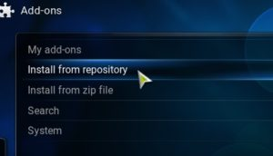 install-from-repository