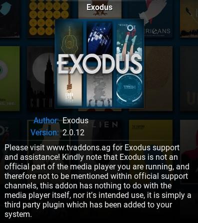 kodi add exodus 2019