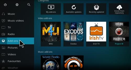 How To Install Merlin Repository Kodi 17 step 8