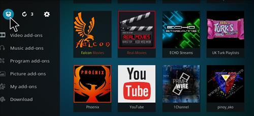 How To Install Merlin Repository Kodi 17 step 9