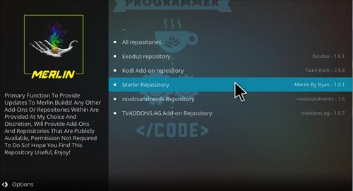 How to Install Pulse Workout Add-on Kodi 17 Krypton step 15