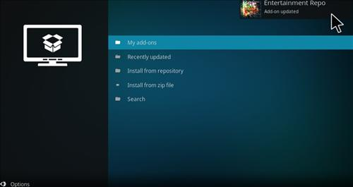 How to Install Release HUB Add-on Kodi 17 Krypton step 15