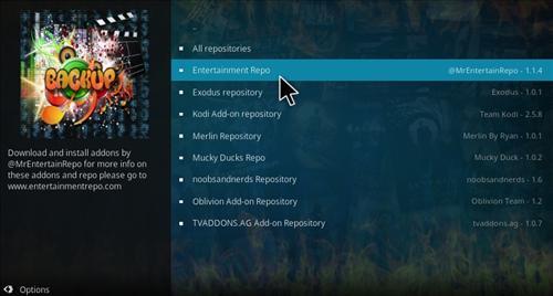How to Install Release HUB Add-on Kodi 17 Krypton step 17