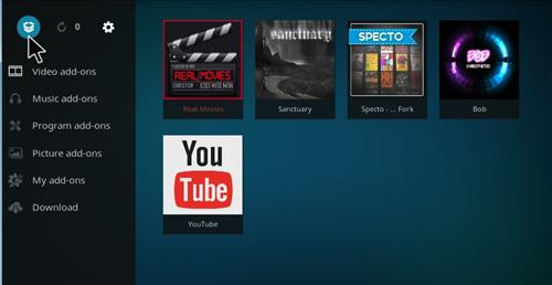 How To Install Real Movies Add-on Kodi 17 Krypton step 8