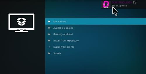 How to Install Boom Shakalaka Builds Kodi 17.6 Krypton step 13