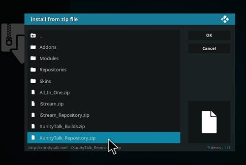 How to Install Fine and Dandy Add-on Kodi 17 Krypton step 10