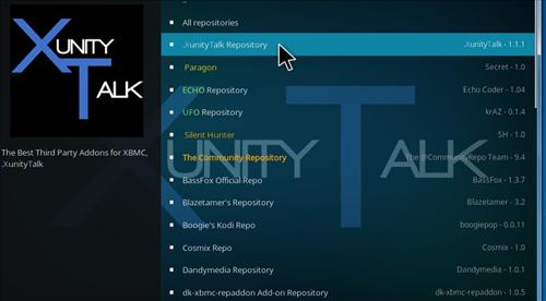 How to Install Fine and Dandy Add-on Kodi 17 Krypton step 13
