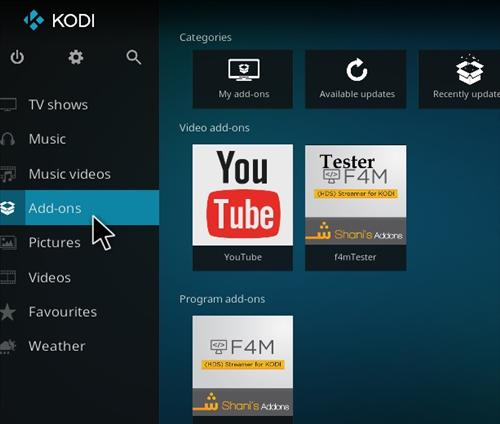 How to Install Fine and Dandy Add-on Kodi 17 Krypton step 6