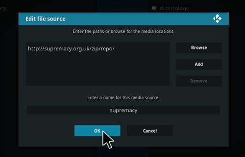 How to Install SportsDevil Add-on KODI 17 Krypton step 7