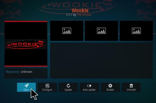How to Install Wookie Build Kodi 17 Krypton Open 222