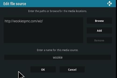 Wookie Kodi 17 doubdle check 222