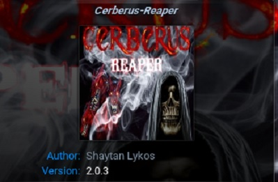 How to Install Cerberus-Reaper Add-on Kodi 16.1 Jarvis pic 1