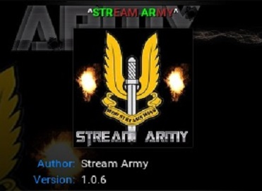 How to Install Stream Army Add-on Kodi 16.1 Jarvis poc 1