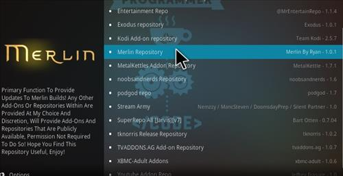 How to Install Studio beats Music Add-on Kodi 17 Krypton step 15