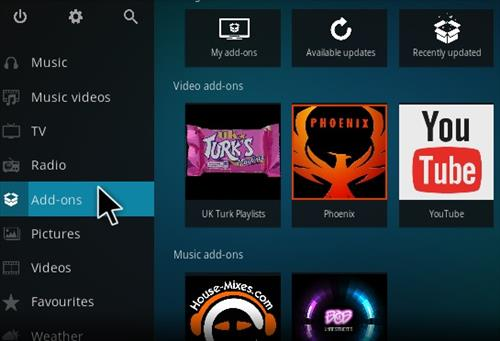 How to Install Studio beats Music Add-on Kodi 17 Krypton step 8