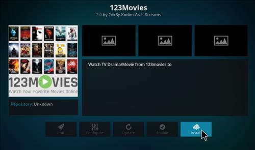 123 Movies Add-on Kodi 17 Krypton How to Install Guide step 19