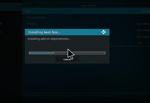 how to download skins for kodi