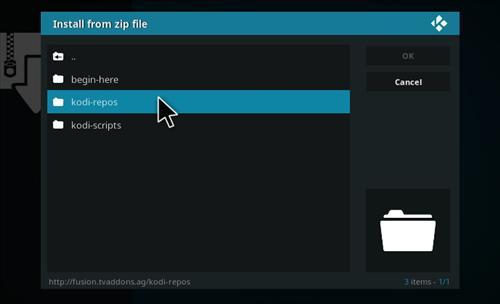 How to Install Alpha Reborn Add-on Kodi 17 Krypton step 12