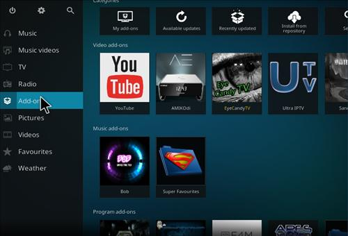 How to Install Binky TV Add-on Kodi 17 Krypton step 8