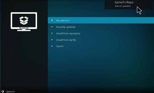 How to Install Genie TV Add-on Kodi 17 Krypton step 13