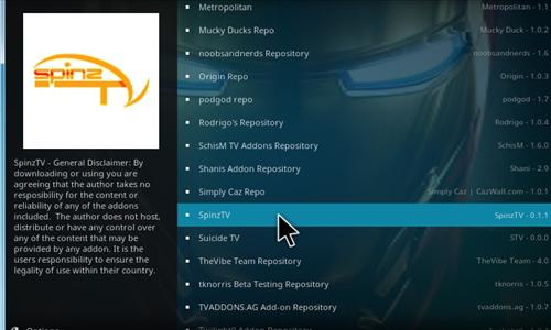 How to Install Hard Nox Build Kodi 17 Krypton step 14