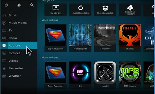 How to Install Hard Nox Build Kodi 17 Krypton step 8