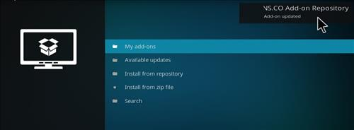 How to Install TVAddons.CO Add-on Repository Kodi 17 Krypton step 15