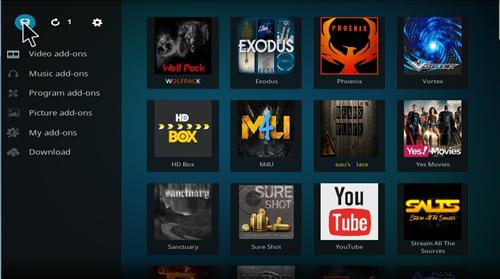 how to install tv add ons on kodi