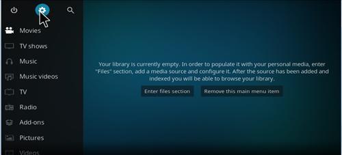 How to Install ColdKeys Repository Kodi 17.1 Krypton step 1