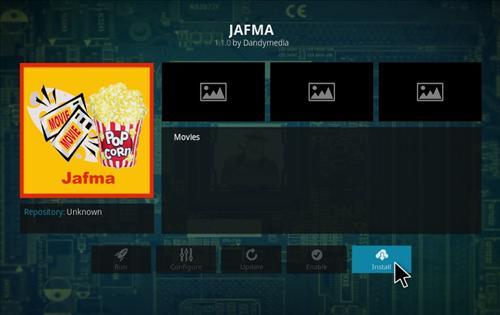 How to Install Jafma Add-on Kodi 17 Krypton step 18