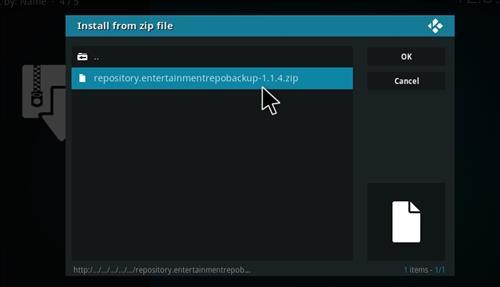 How to Install ReleaseBB Add-on Kodi 17 Krypton step 15