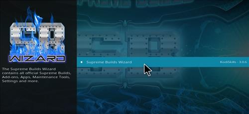 How to Install Titanium Build Kodi 17 Krypton step 22