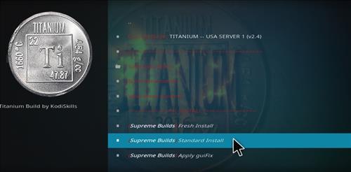 How to Install Titanium Build Kodi 17 Krypton step 25