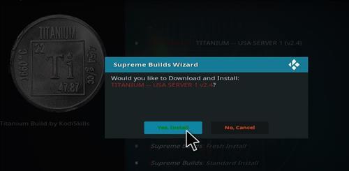 How to Install Titanium Build Kodi 17 Krypton step 26