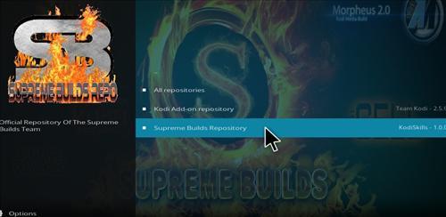 How to Install Titanium Build Kodi 17.1 Krypton step 15