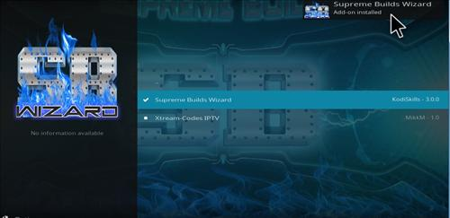 How to Install Titanium Build Kodi 17.1 Krypton step 19