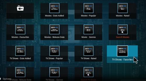 Overview Movie Echo Add-on Kodi 17.1 Krypton pic 1