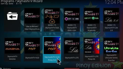 Best Free Filipino KODI Add-ons 2017 pic 1