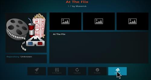 How to Install At the Flix Add-on Kodi 17 Krypton step 18