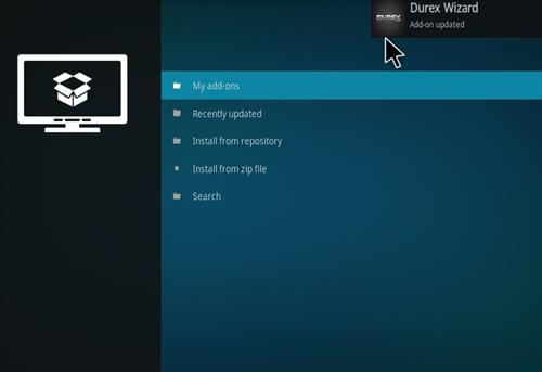 Will Durex   Build Install On Kodi