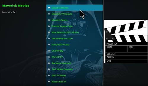 How to Install Maverick TV Add-on Kodi 17.1 Krypton pic 2