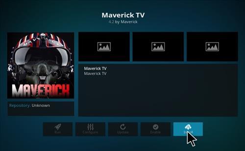 How to Install Maverick TV Add-on Kodi 17.1 Krypton step 18