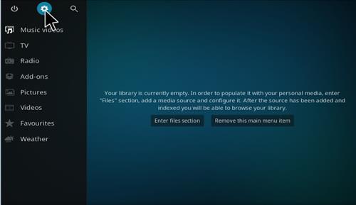 How to Install Perflix TV Repository Kodi 17.1 Krypton step 1