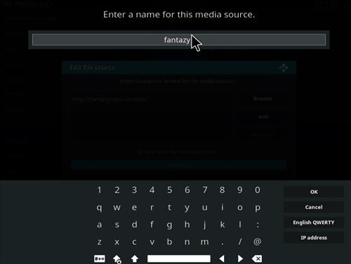 How to Install Fido Video Kodi Add-on with Screenshots step 6