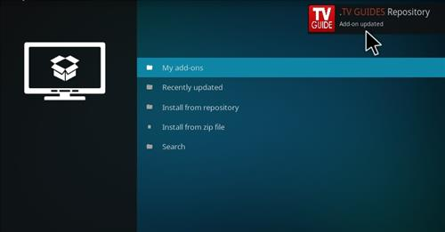 How to Install Find My Game Add-on Kodi 17 Krypton step 13