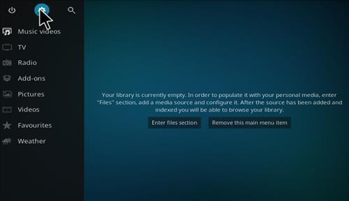 How to Install Halow Live TV Add-on Kodi 17.1 Krypton step 1