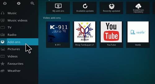 How to Install Halow Live TV Add-on Kodi 17.1 Krypton step 8