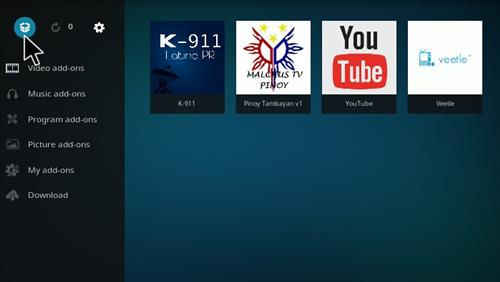 How to Install Halow Live TV Add-on Kodi 17.1 Krypton step 9
