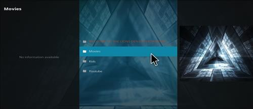 How to Install Lions Den Add-on Kodi 17.1 Krypton pic 2